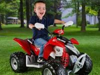 Обзор детских квадроциклов на аккумуляторе, описание и характеристики