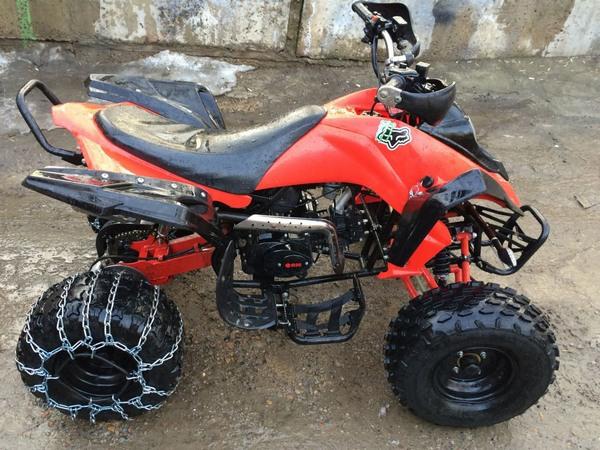 Фотогалерея квадроцикла Рысь 125 Sport - фото 21