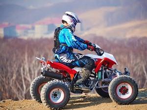 Дизайн квадроцикла Ирбис 250 С