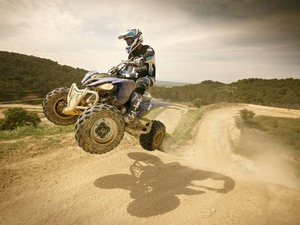 Технические характеристики Yamaha Raptor YFM 250 R