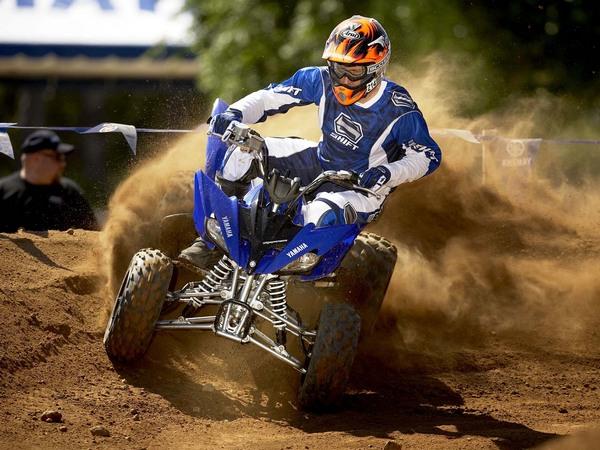 Фотогалерея квадроцикла Yamaha Raptor 250 R  - фото 6