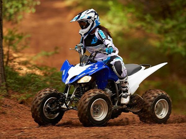 Фотогалерея квадроцикла Yamaha Raptor 250 R  - фото 10