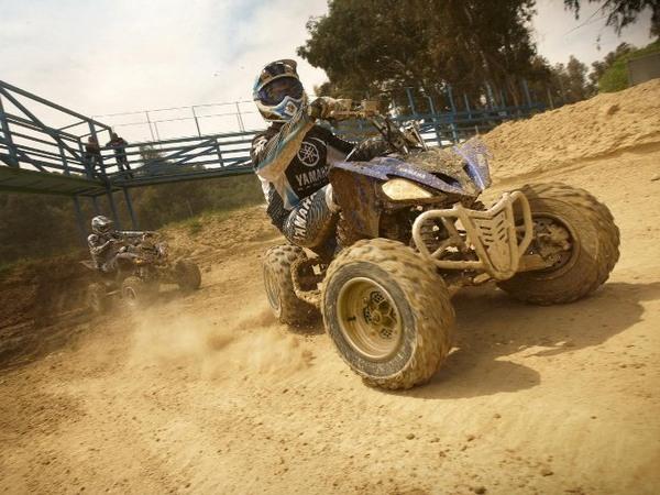 Фотогалерея квадроцикла Yamaha Raptor 250 R  - фото 12