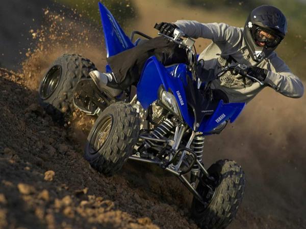 Фотогалерея квадроцикла Yamaha Raptor 250 R  - фото 13