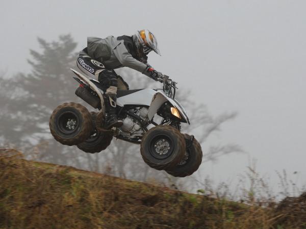Фотогалерея квадроцикла Yamaha Raptor 250 R  - фото 14