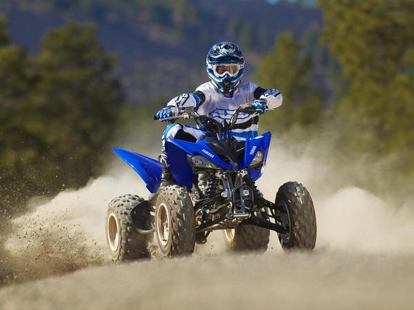 Фотогалерея квадроцикла Yamaha Raptor 250 R  - фото 16