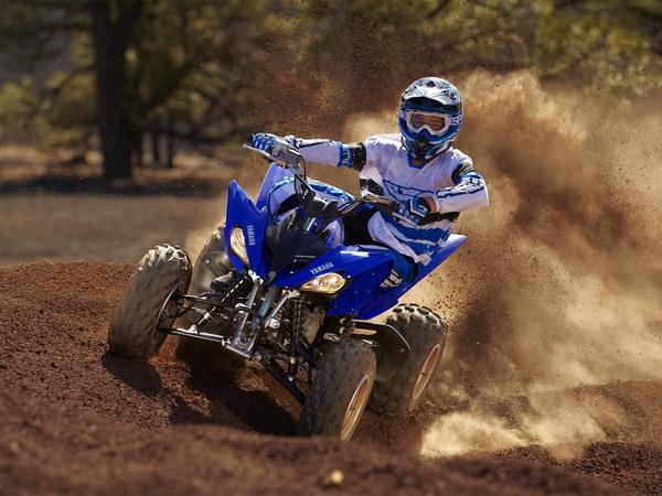 Фотогалерея квадроцикла Yamaha Raptor 250 R  - фото 17