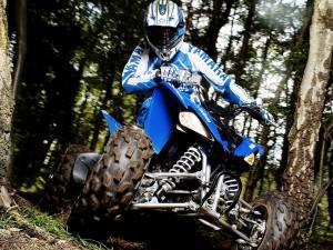Обзор квадроцикла Yamaha Raptor YFM 250 R