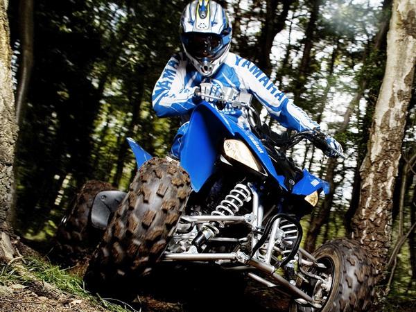 Фотогалерея квадроцикла Yamaha Raptor 250 R  - фото 18