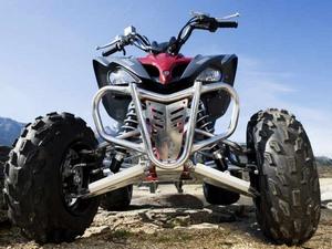 Конструктивные особенности квадроцикла Yamaha YFM 250