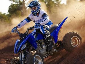 Особенности квадроцикла Yamaha Raptor YFM 250 R