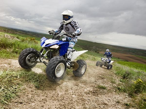 Фотогалерея квадроцикла Yamaha Raptor 250 R  - фото 3