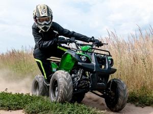 Технические характеристики ATV Irbis 125