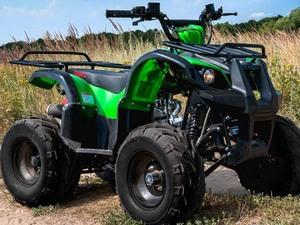 Безопасность на ATV Ирбис 125