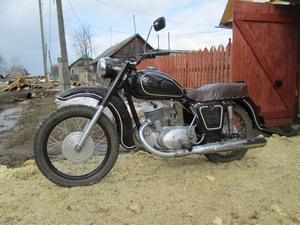 Надежность мотоцикла ИЖ Планета 2