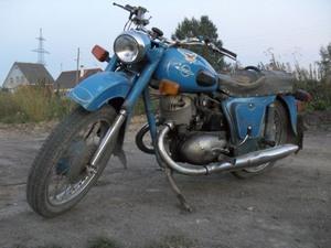 Дизайн мотоцикла ИЖ Планета 2