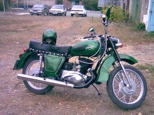 Средняя стоимость мотоцикла ИЖ Планета 2