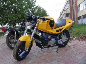 Обзор мотоцикла ИЖ Планета Спорт Rotax 650
