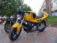 ИЖ Планета Спорт Rotax - уникальная модель отечественного мотоцикла