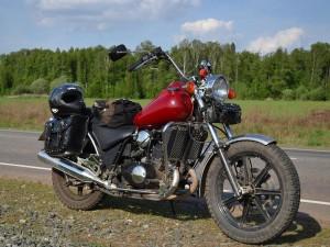 Обзор отечественного мотоцикла от ИЖ - Юнкер