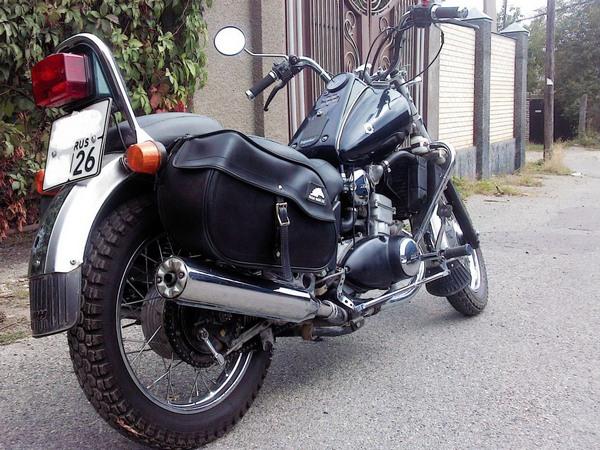 Фотогалерея мотоцикла ИЖ Юнкер - фото 11