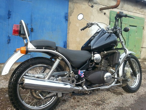 Фотогалерея мотоцикла ИЖ Юнкер - фото 13