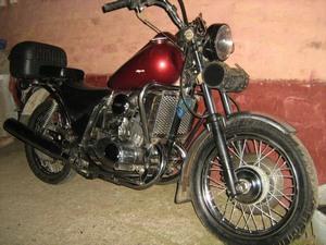 Описание мотоцикла ИЖ Юнкер