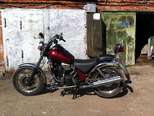 Фотогалерея мотоцикла ИЖ Юнкер - фото 15