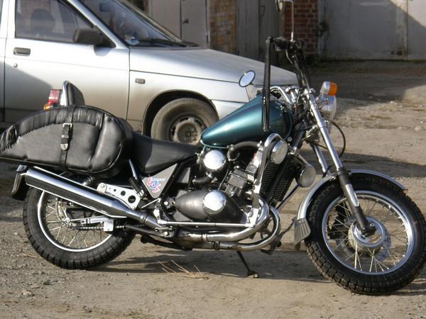 Фотогалерея мотоцикла ИЖ Юнкер - фото 18
