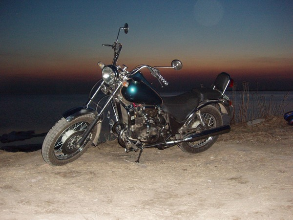 Фотогалерея мотоцикла ИЖ Юнкер - фото 19