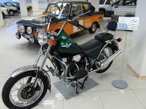 Внешность мотоцикла ИЖ Юнкер
