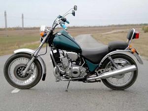Характеристики отечественного мотоцикла - ИЖ Юнкер
