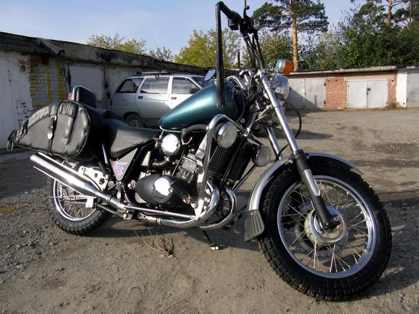 Фотогалерея мотоцикла ИЖ Юнкер - фото 1