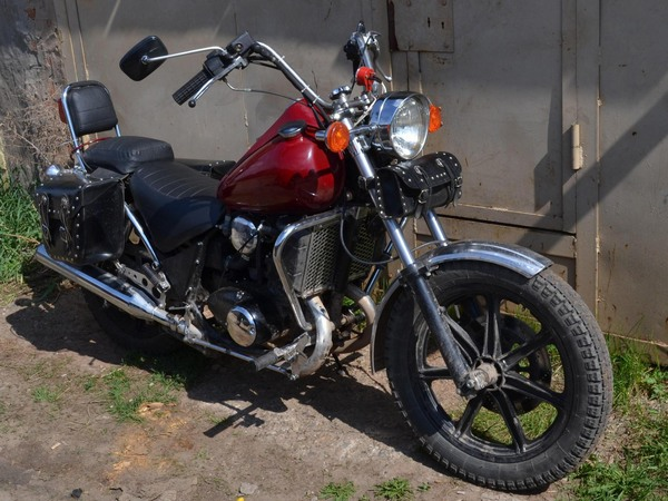 Фотогалерея мотоцикла ИЖ Юнкер - фото 3