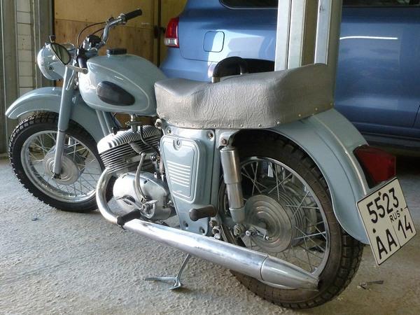 Фотогалерея мотоцикла ИЖ Юпитер 2 - фото 11