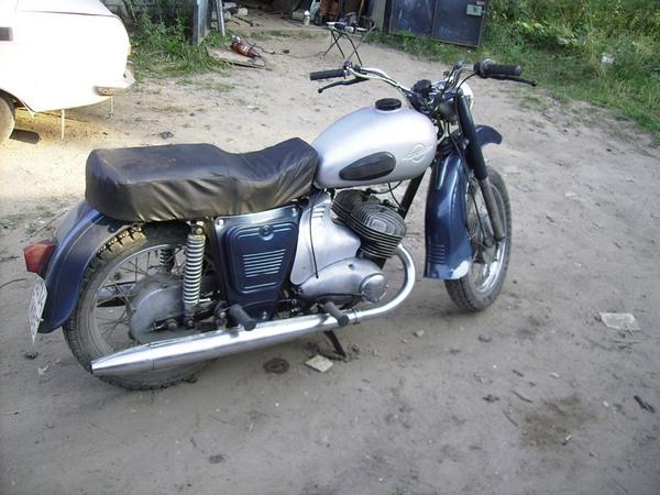 Фотогалерея мотоцикла ИЖ Юпитер 2 - фото 10