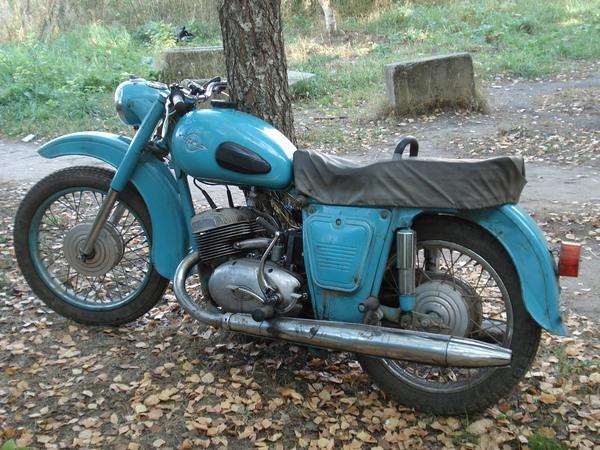 Фотогалерея мотоцикла ИЖ Юпитер 2 - фото 9