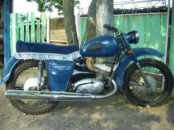 Фотогалерея мотоцикла ИЖ Юпитер 2 - фото 8