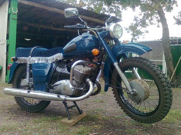 Фотогалерея мотоцикла ИЖ Юпитер 2 - фото 7