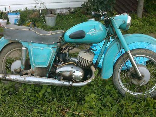 Фотогалерея мотоцикла ИЖ Юпитер 2 - фото 6