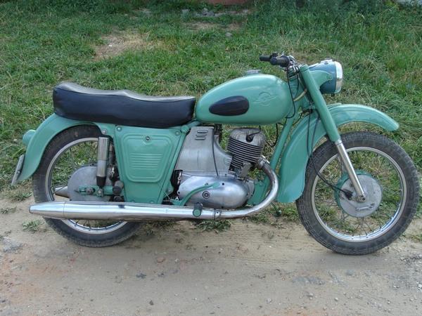 Фотогалерея мотоцикла ИЖ Юпитер 2 - фото 5