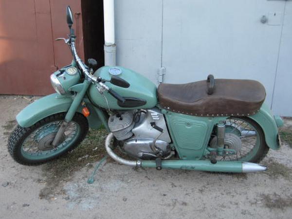 Фотогалерея мотоцикла ИЖ Юпитер 2 - фото 4