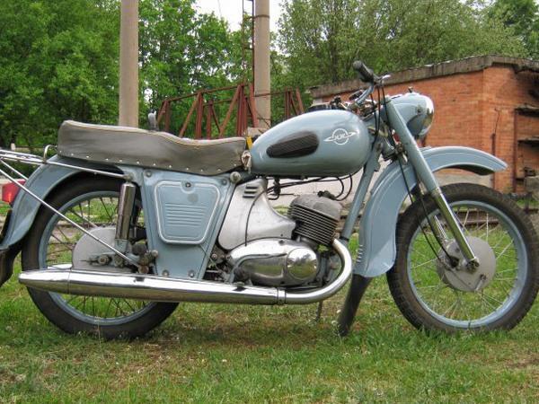 Фотогалерея мотоцикла ИЖ Юпитер 2 - фото 3