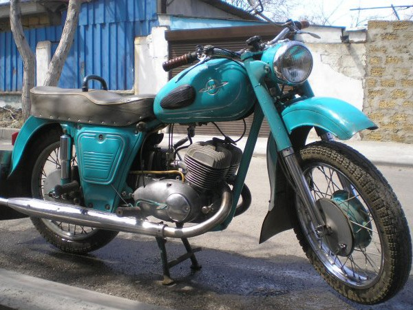 Фотогалерея мотоцикла ИЖ Юпитер 2 - фото 2