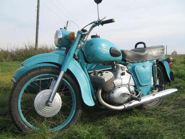 Фотогалерея мотоцикла ИЖ Юпитер 2 - фото 1