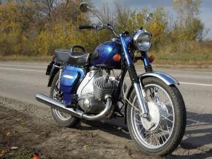 Обзор мотоцикла ИЖ Юпитер - 2