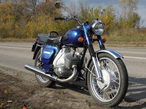 Фотогалерея мотоцикла ИЖ Юпитер 2 - фото 15