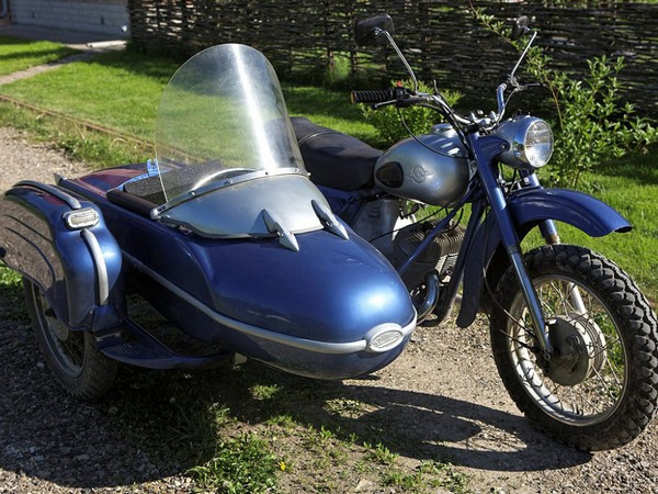 Фотогалерея мотоцикла ИЖ Юпитер 2 - фото 14