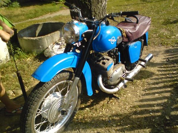 Фотогалерея мотоцикла ИЖ Юпитер 2 - фото 13