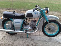 ИЖ Юпитер 3 - популярный советский мотоцикл